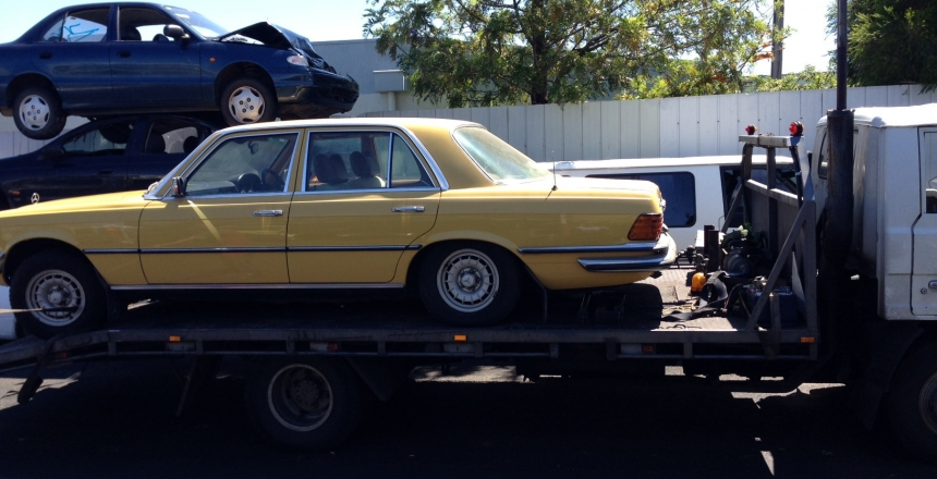 old car removals